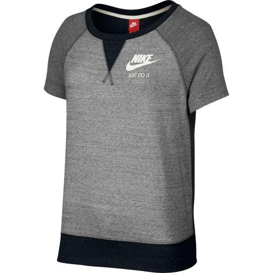Gym Vintage T-skjorte Dame