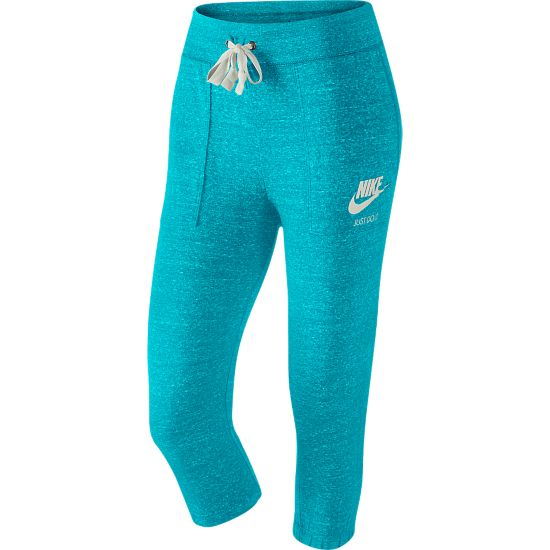 Gym Vintage Capri Bukse Dame OMEGA BLUE/SAIL