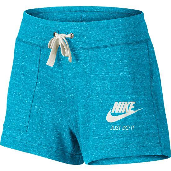 Gym Vintage Shorts Dame OMEGA BLUE/SAIL
