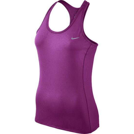 Dri-Fit Contour SInglet Dame COSMIC PURPLE/R