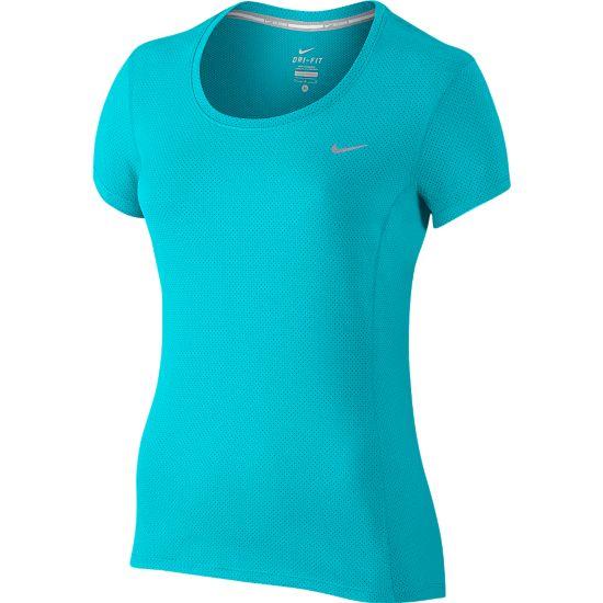 Dri-Fit Contour T-skjorte Dame OMEGA BLUE/REFL