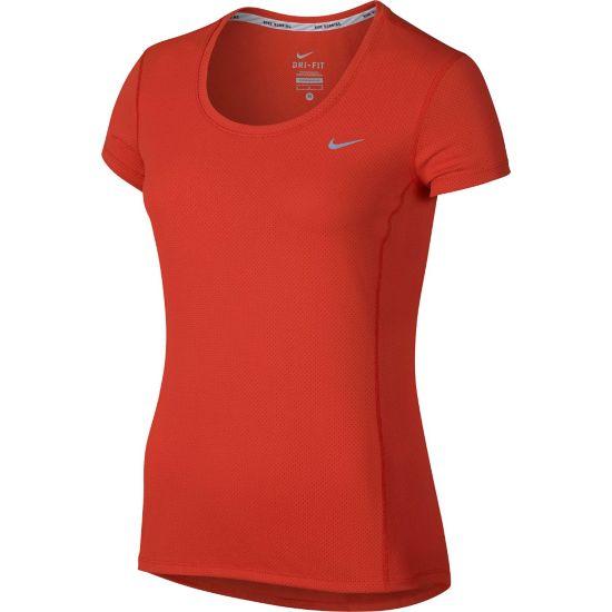 Dri-Fit Contour T-skjorte Dame 696-LT CRIMSON/