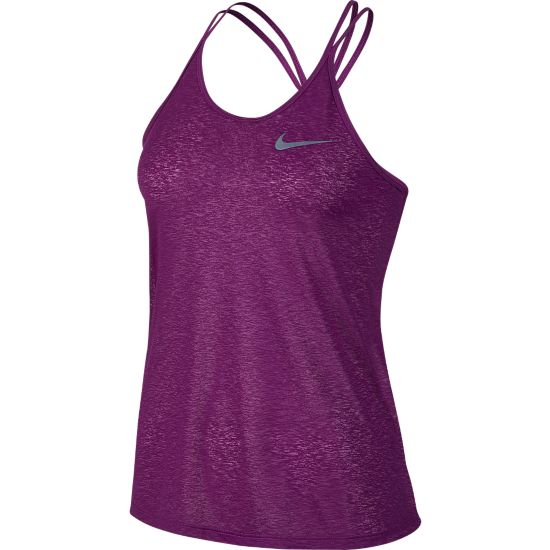 DF Cool Breeze Singlet Dame COSMIC PURPLE/R