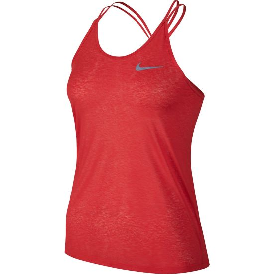 DF Cool Breeze Singlet Dame LT CRIMSON/REFL