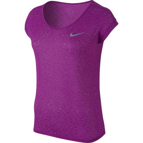 DF Cool Breeze T-skjorte Dame COSMIC PURPLE/R