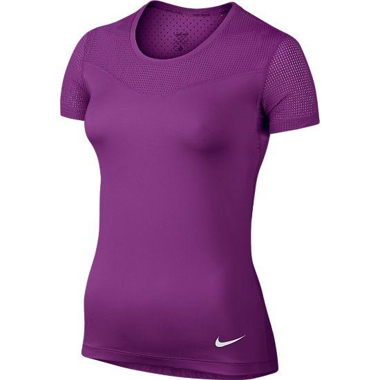 Pro Hypercool T-skjorte Dame COSMIC PURPLE/W