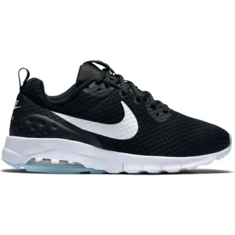 Air Max Motion fritidssko dame 011-BLACK/WHITE