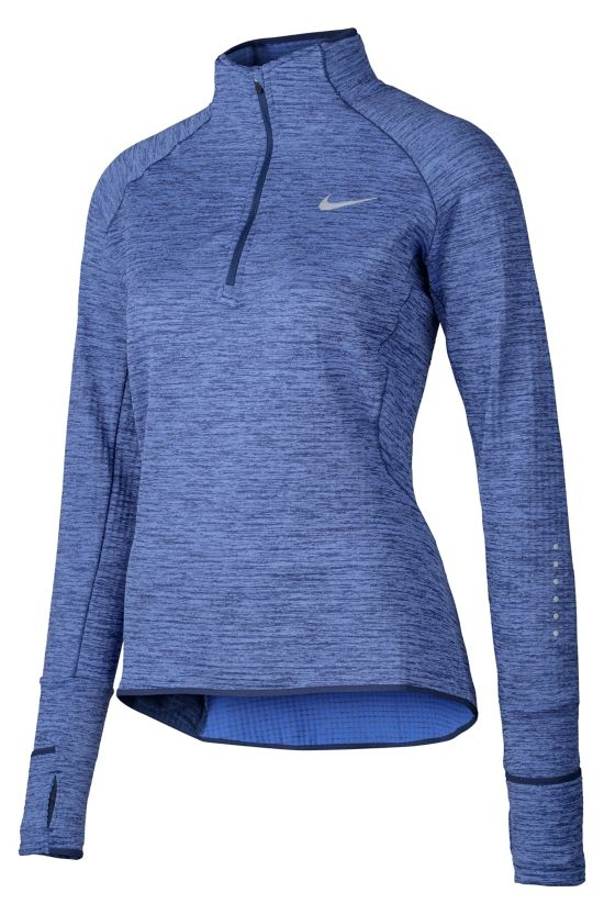 Element Sphere Half-Zip Dame 429-BINARY BLUE