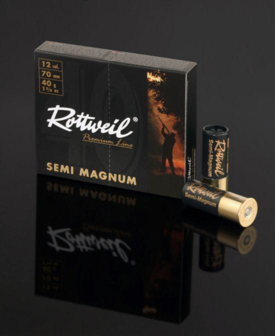 Semi Mag 12/70 40gr 10pk US 5