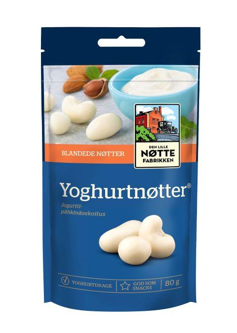 DLN Yoghurtnøtter à 80GR