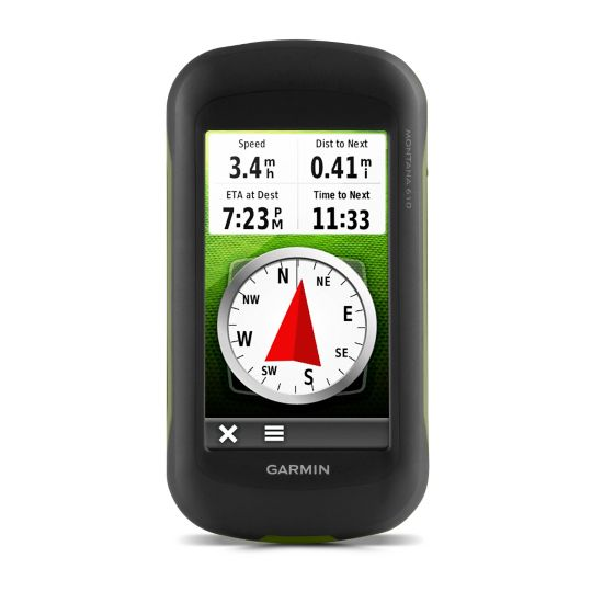 Montana 610 GPS