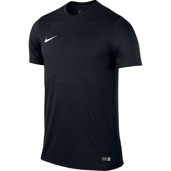 Park VI T-skjorte Herre BLACK/WHITE
