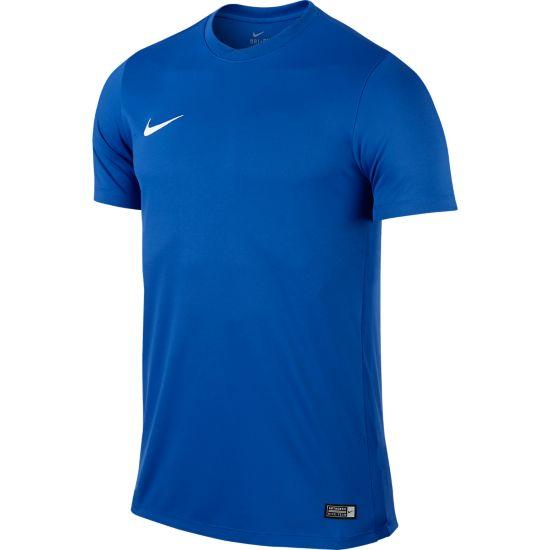 Park VI T-skjorte Herre ROYAL BLUE/WHIT
