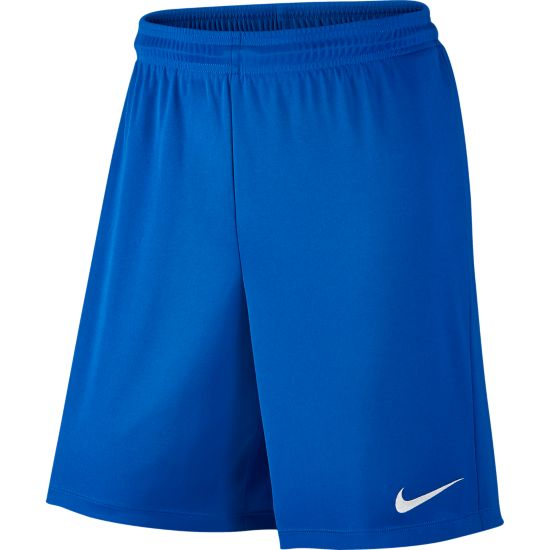 Park Knit Fotballshorts Herre ROYAL BLUE/WHIT