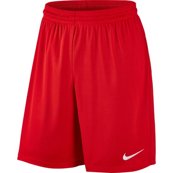 Park Knit Fotballshorts Herre UNIVERSITY RED/