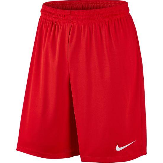 Park Knit Fotballshorts Herre UNIVERSITY RED/