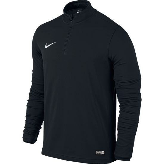 Academy Midlayer Herre 010-BLACK/WHITE