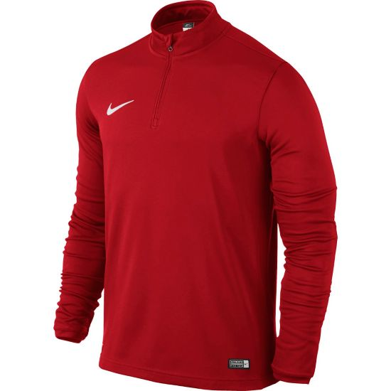 Academy Midlayer Herre UNIVERSITY RED/