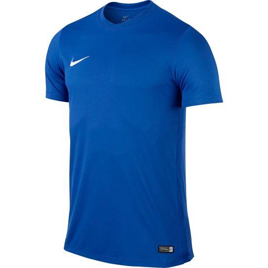 Park VI  T-skjorte Junior 463-ROYAL BLUE/