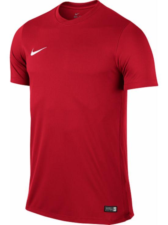 Park VI  T-skjorte Junior UNIVERSITY RED/