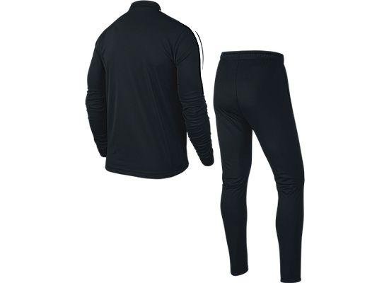 Academy16 Joggedress  Herre 010-BLACK/BLACK