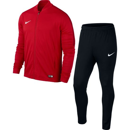 Academy Joggedress Junior UNIVERSITY RED/