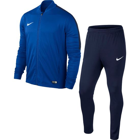 Academy Joggedress Junior ROYAL BLUE/OBSI