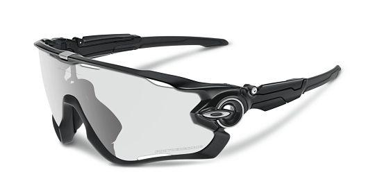 Jawbreaker Polished Black/Grey