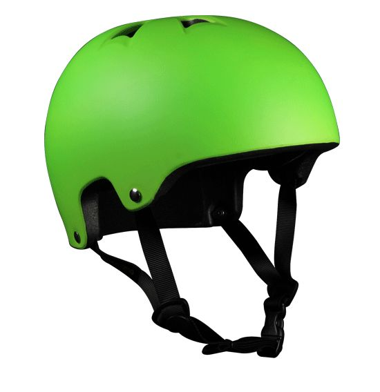 Harsh Helmet 687 GREEN LIME