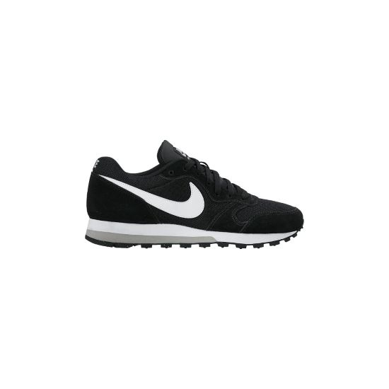 MD Runner 2 (GS) Løpesko Jr. 001-BLACK/WHITE