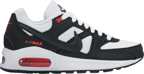 Air Max Command Flex Løpesko Barn 100-WHITE/BLACK