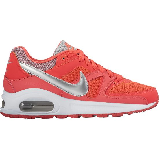 Air Max Command Flex Jr. EMBER GLOW/MTLC