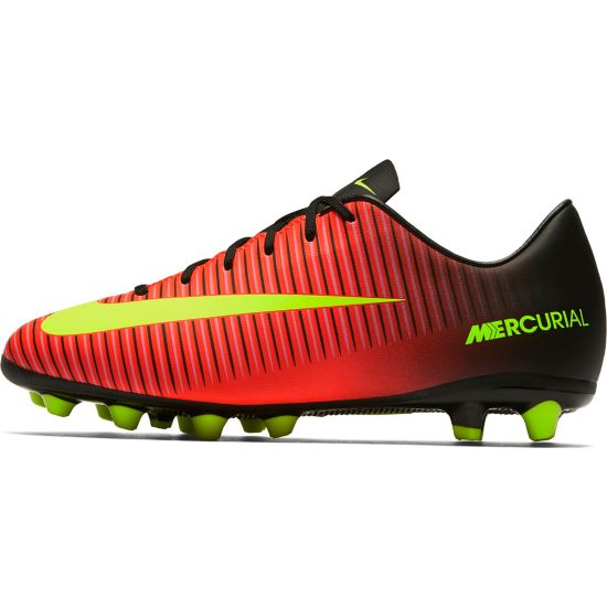 Mercurial Vapor XI AG Fotballsko Kunstgress Jr. LASER ORANGE/BL