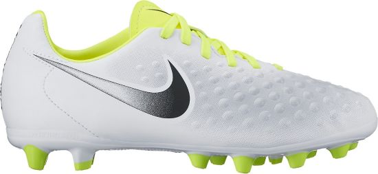 Magista Opus Pro II AG Fotballsko Kunstgress Jr. 109-WHITE/BLACK