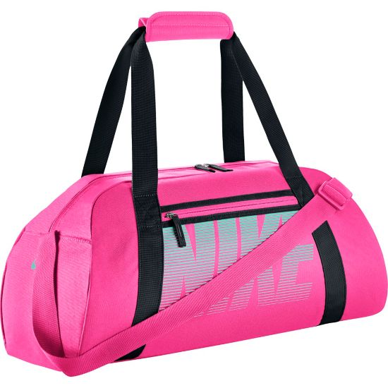 Gym Club Duffel Bag Dame HYPER PINK/BLAC