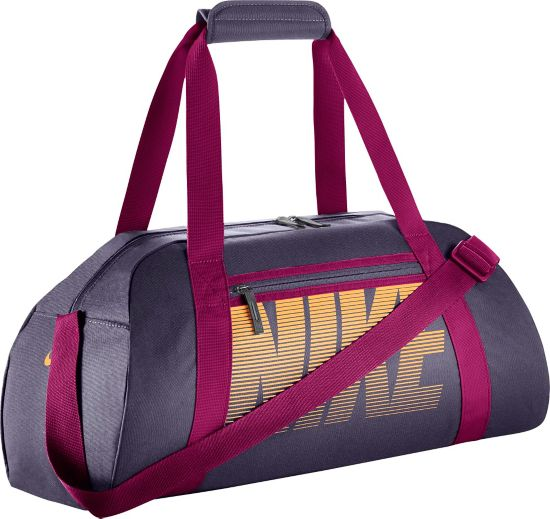Gym Club Duffel Bag Dame 539-DARK RAISIN