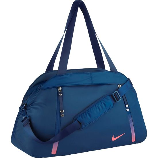 Auralux Solid Club Treningsbag 429-BINARY BLUE