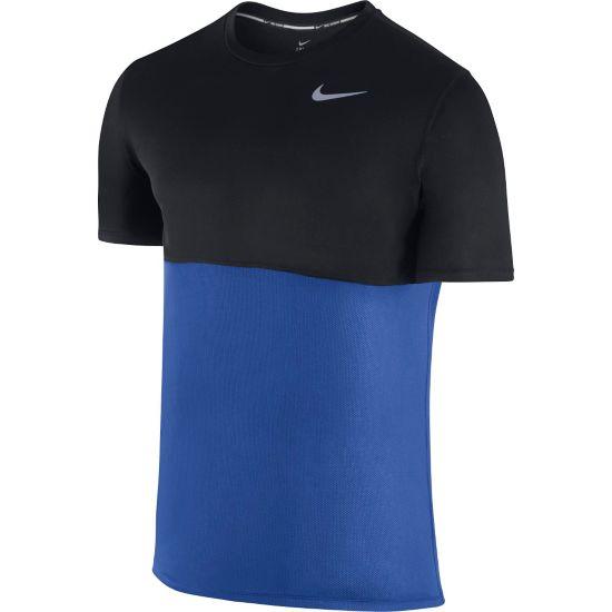 Racer T-skjorte Herre GAME ROYAL/BLAC