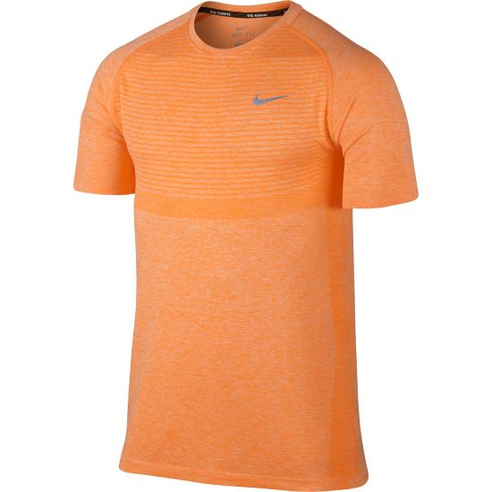 Dri-Fit Knit Running T-skjorte Herre