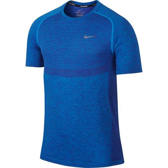Dri-Fit Knit Running T-skjorte Herre