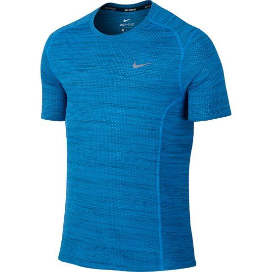 Dry Miler T-skjorte Herre LT PHOTO BLUE/B
