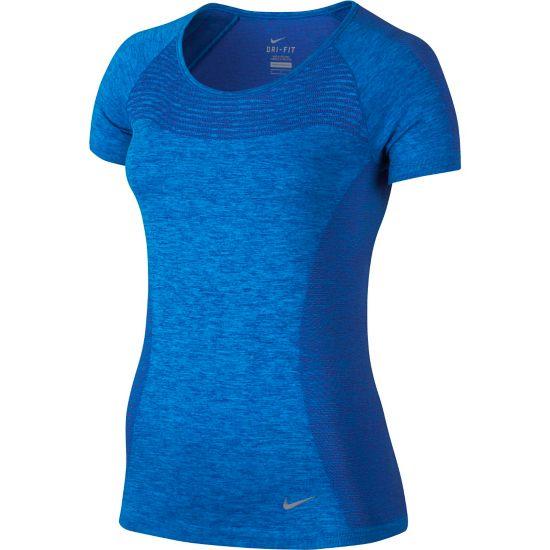 Dri-Fit Knit Running T-skjorte Dame