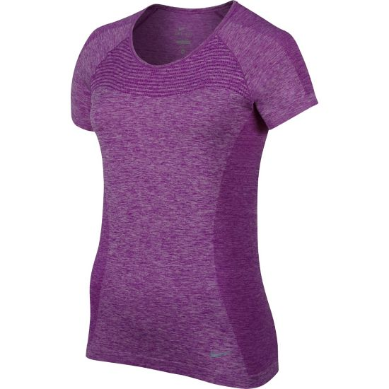 Dri-Fit Knit Running T-skjorte Dame