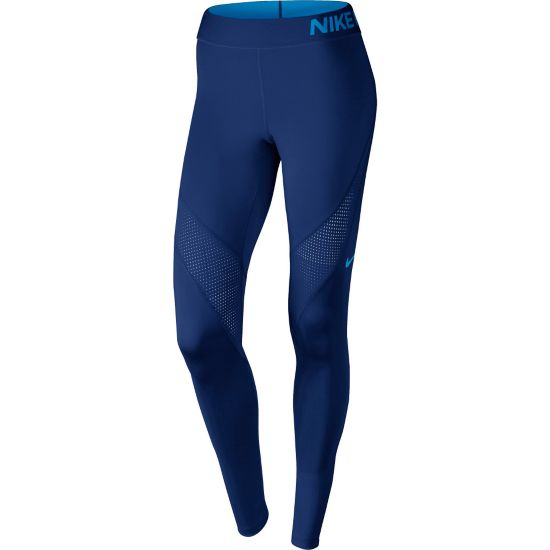 Pro Hypercool Løpetights Dame DEEP ROYAL BLUE