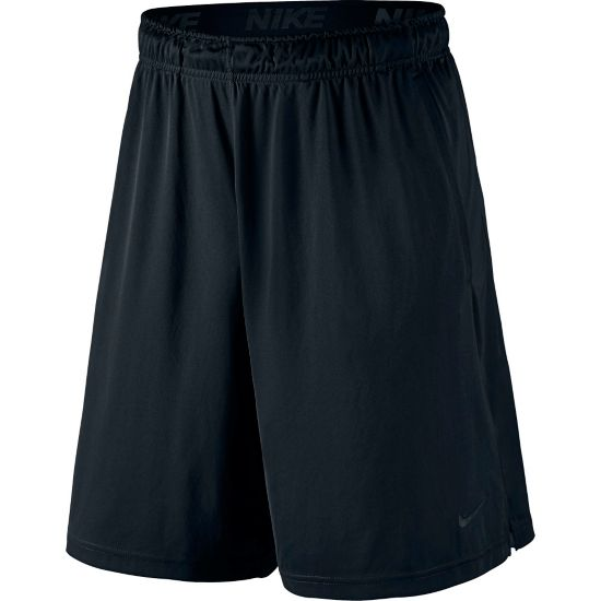 "Fly 9"" Løpeshorts Herre BLACK/DARK GREY"