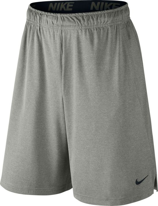 "Fly 9"" Treningsshorts Herre DK GREY HEATHER"