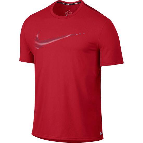 Dry Contour T-skjorte Herre UNIVERSITY RED/