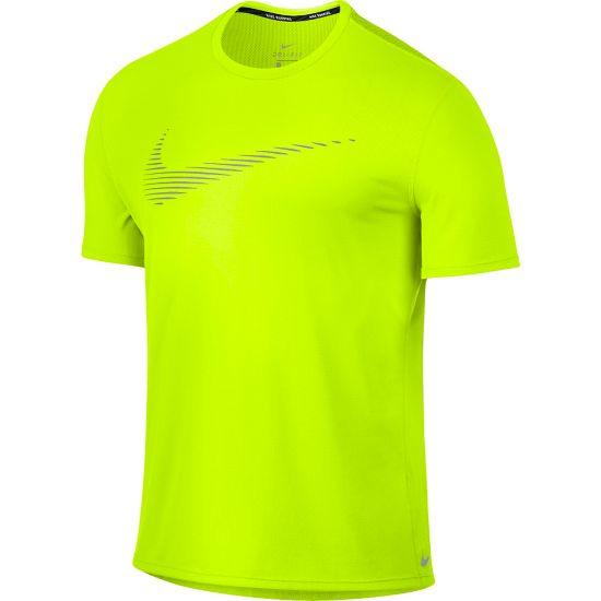 Dry Contour T-skjorte Herre VOLT/REFLECTIVE