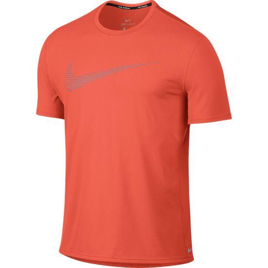 Dry Contour T-skjorte Herre TURF ORANGE/REF