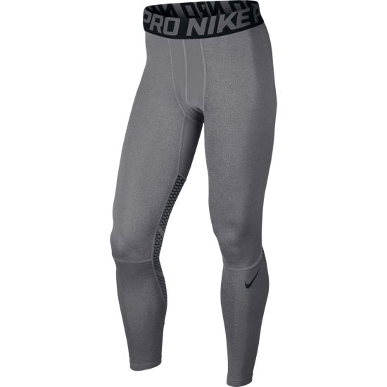 Pro Hypercool Løpetights Herre CARBON HEATHER/